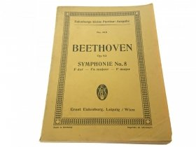 NO.416 BEETHOVEN OP. 93 SYMPHONIE NO.8