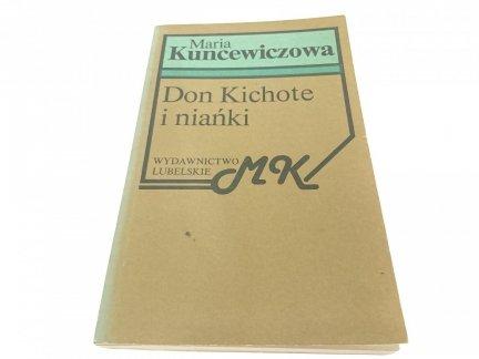 DON KICHOTE I NIAŃKI - Maria Kuncewiczowa