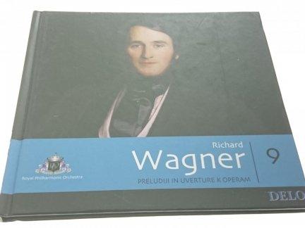 ZBIRKA PHILPHARMONIC ORCHESTRA 9 Richard Wagner