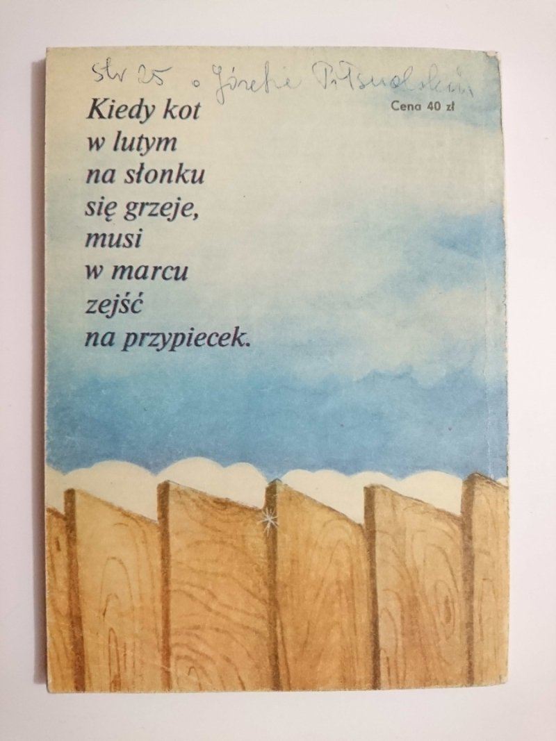 MAGAZYN POLSKI NR 2 LUTY 1985