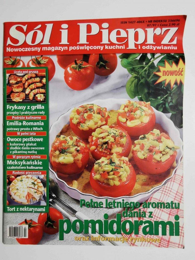 SÓL I PIEPRZ NR 07/97