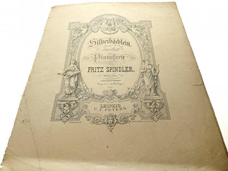 SILBERBACHLEIN - Fritz Spindler