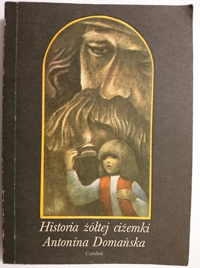HISTORIA ŻÓŁTEJ CIŻEMKI - Antonina Domańska 1986