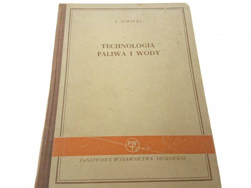 TECHNOLOGIA PALIWA I WODY. UNIKAT