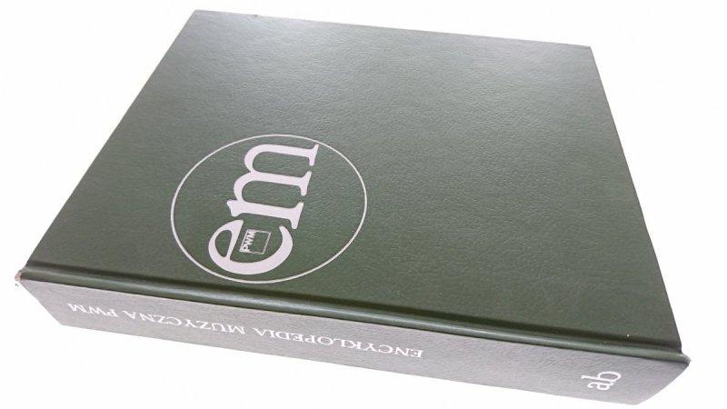 ENCYKLOPEDIA MUZYCZNA PWM AB (Wydanie II 1986)