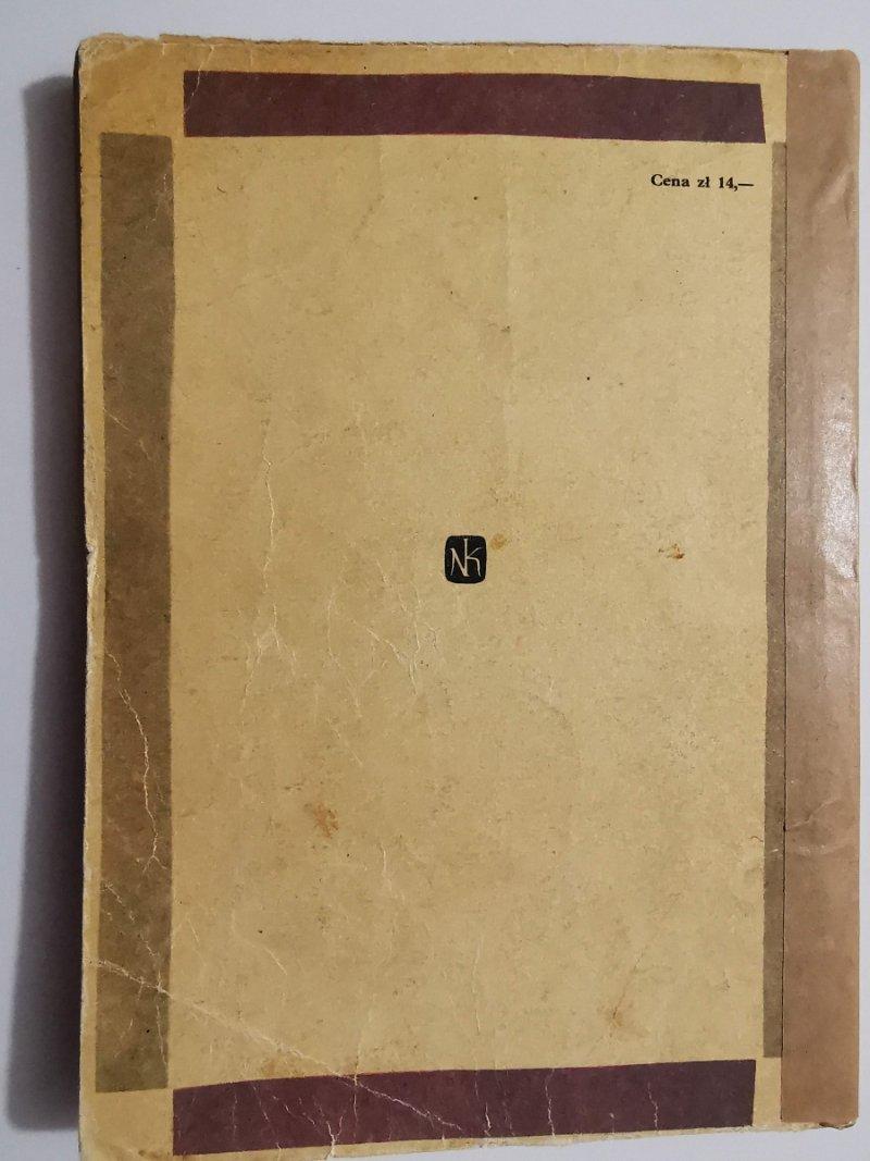 MAŁA KSIĘŻNICZKA - F. H. Burnett 1971