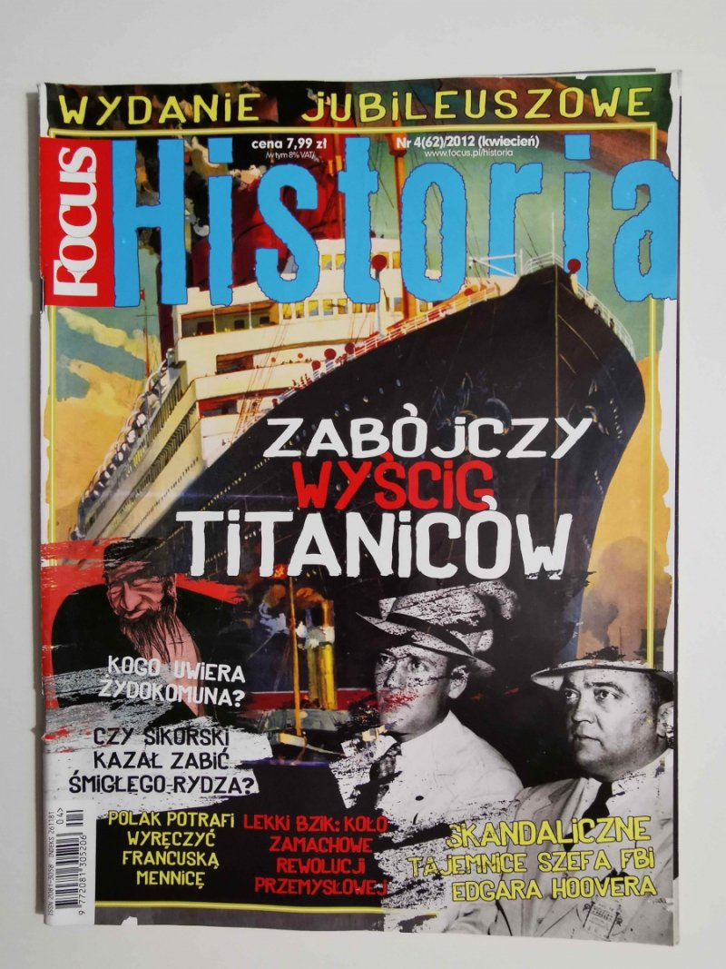 FOCUS HISTORIA NR 4 (62)/2012 KWIECIEŃ
