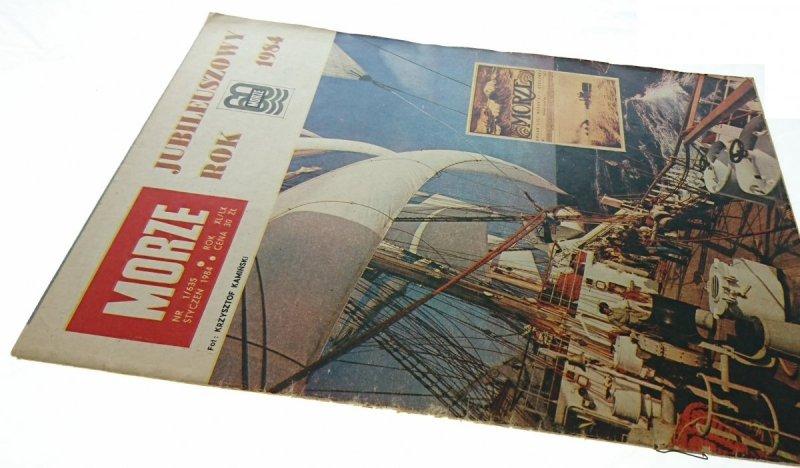 MORZE NR 1/635 STYCZEŃ 1984