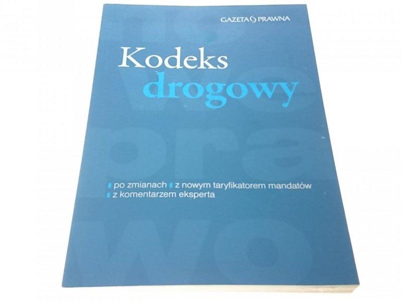KODEKS DROGOWY 2008