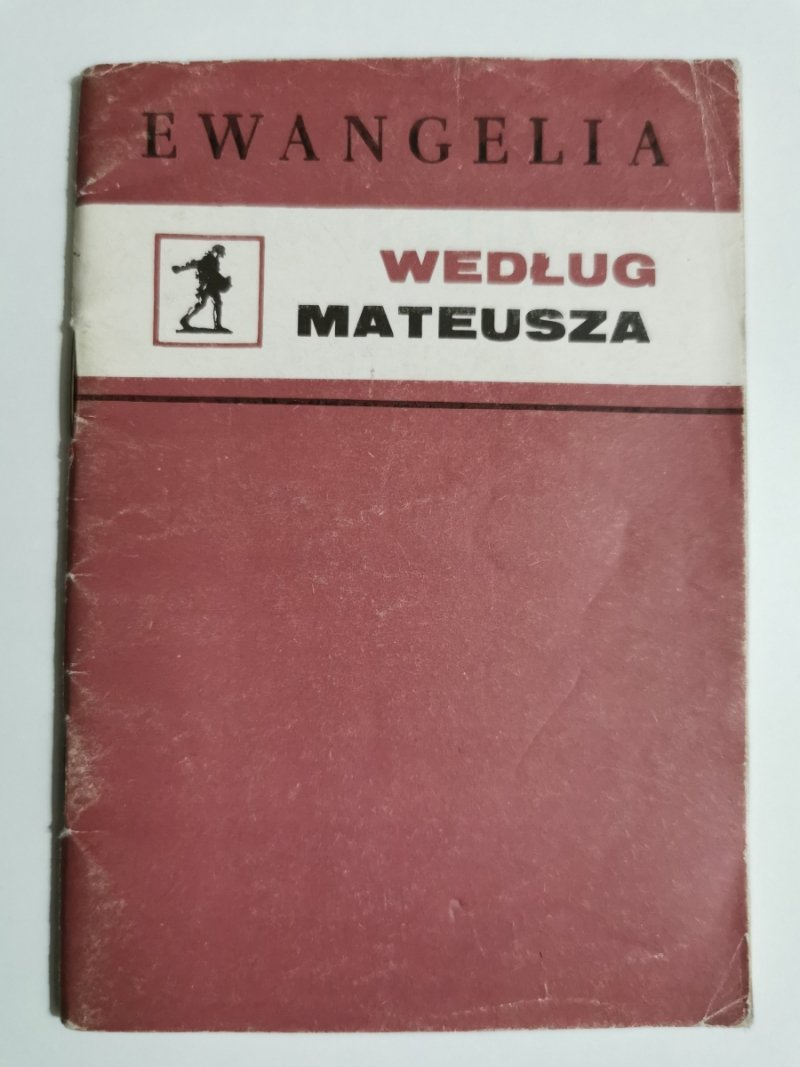 EWANGELIA WEDŁUG MATEUSZA 1976