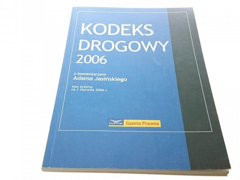 KODEKS DROGOWY 2006