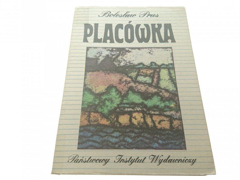 PLACÓWKA - Bolesław Prus 1983