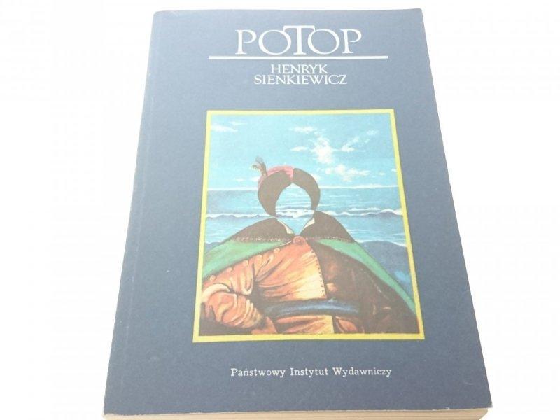 POTOP TOM III 1984 - Henryk Sienkiewicz