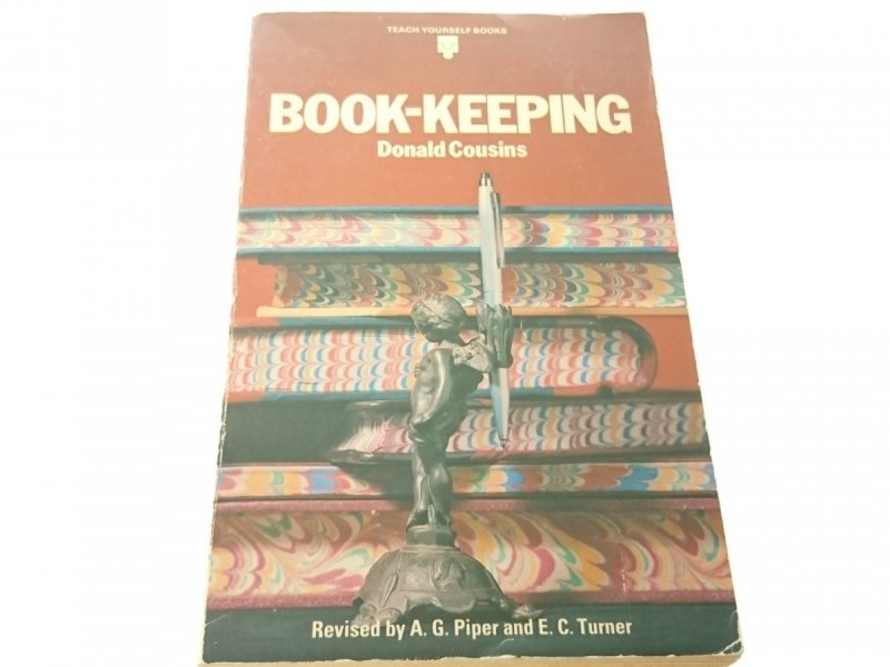 BOOK-KEEPING - Donald Cousins 1981