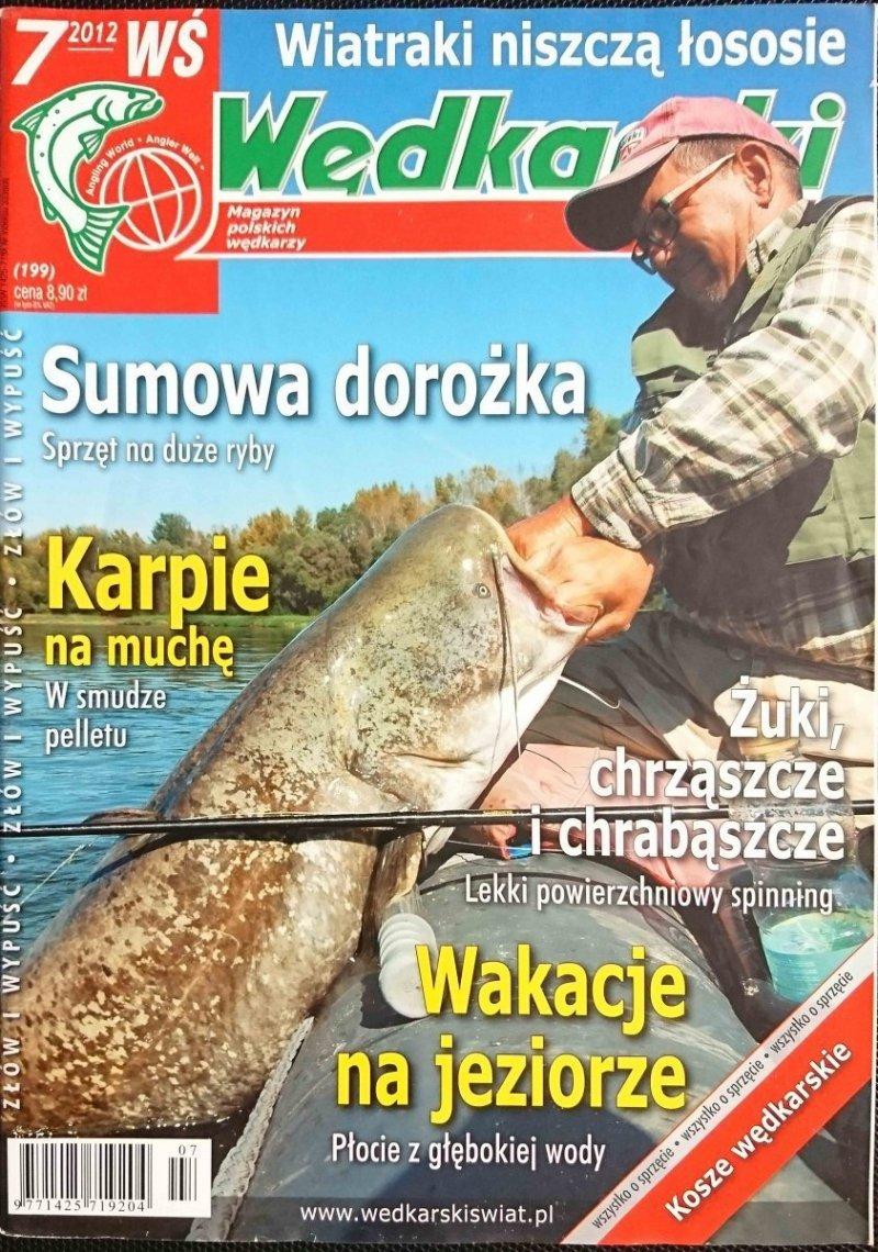 WĘDKARSKI ŚWIAT NR 7.2012 (199)