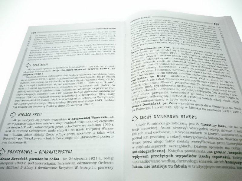 OPRACOWANIA. JĘZYK POLSKI KLASA 2a - Dorota Stopka