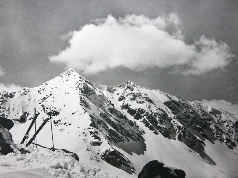 TATRY. LILIOWE 1952 m