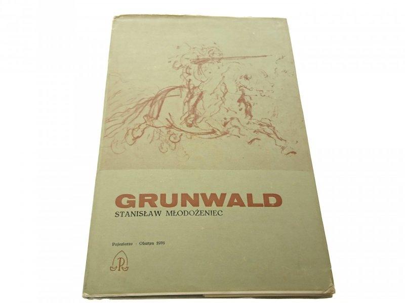 GRUNWALD - Stanisław Młodożeniec 1976