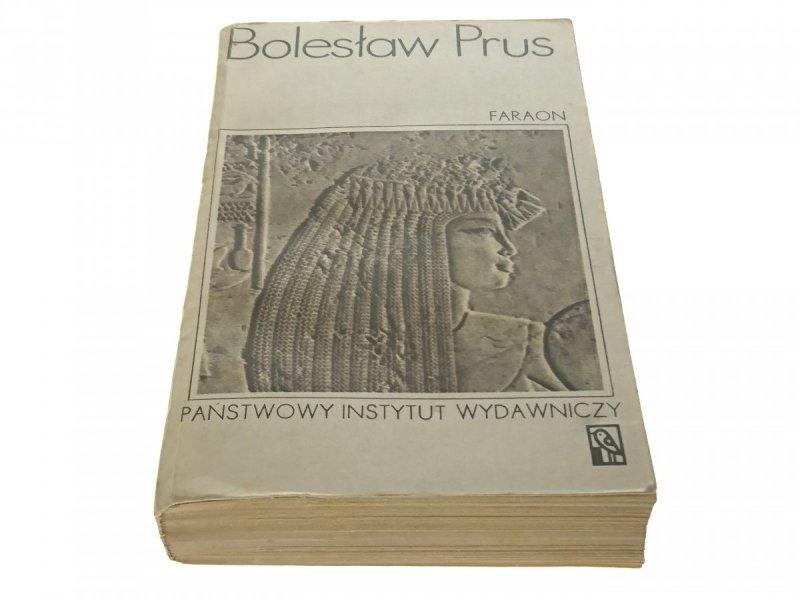 FARAON TOM I - Bolesław Prus (Wydanie XXIV 1977)
