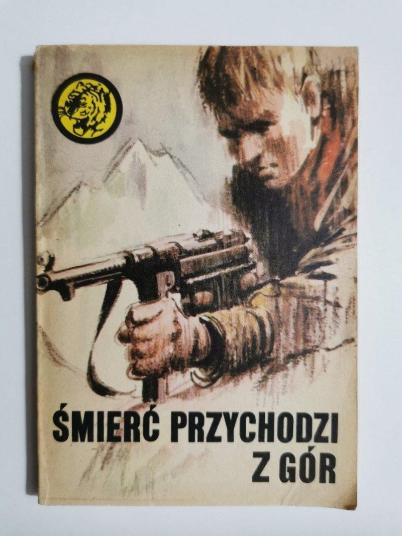 ŻÓŁTY TYGRYS: ŚMIERĆ PRZYCHODZI Z GÓR - Antoni Śmirski 1982