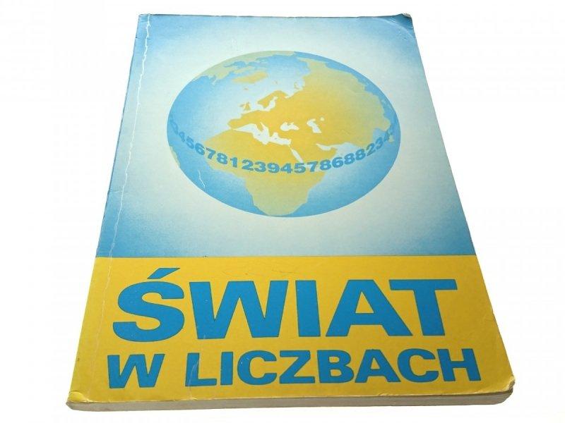 ŚWIAT W LICZBACH 1994/1995 - Jan Kądziołka 1995