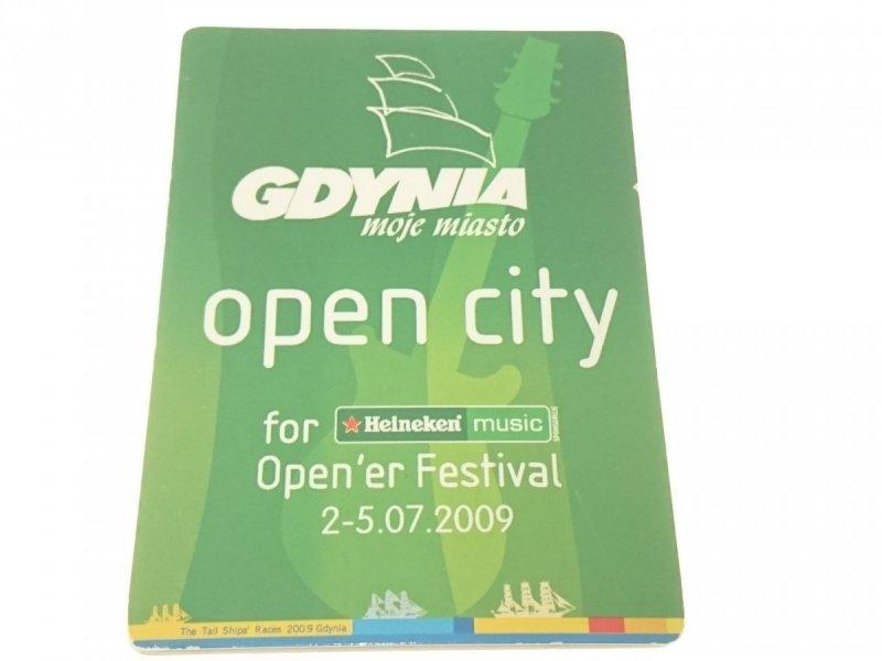 GDYNIA. ZLOT ŻAGLOWCÓW 2-5 LIPCA 2009 OPEN CITY