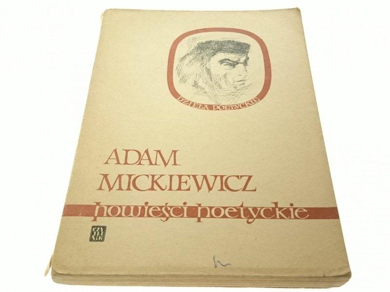 POWIEŚCI POETYCKIE - Adam Mickiewicz (1964)