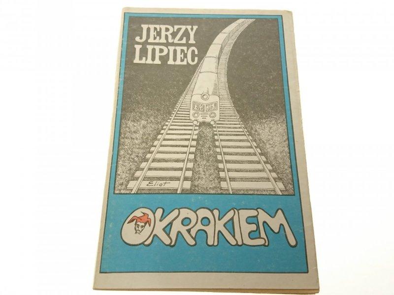OKRAKIEM - JERZY LIPIEC