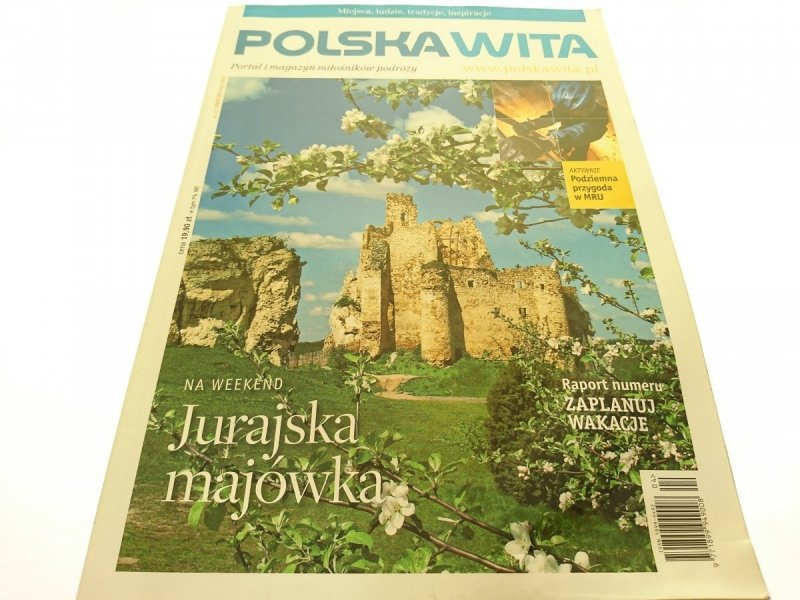 POLSKA WITA NR 17 KWIECIEŃ/MAJ 2010 JURAJSKA