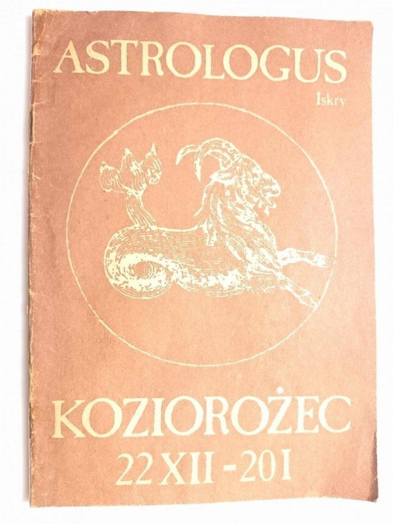 ASTROLOGUS - Praca Zbiorowa 1985