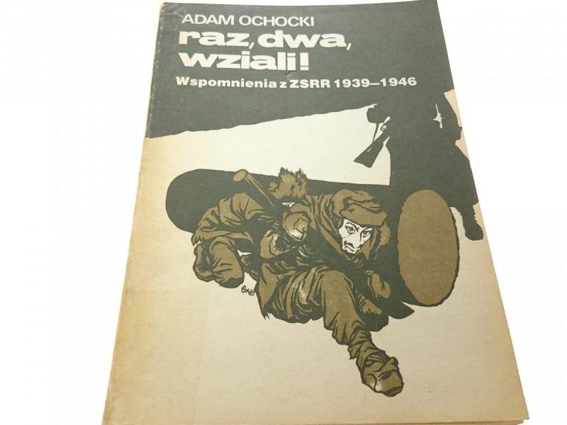 RAZ, DWA, WZIALI! - Adam Ochocki 1988