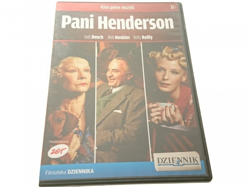 PANI HENDERSON DVD KINO PEŁNE MUZYKI 3/7