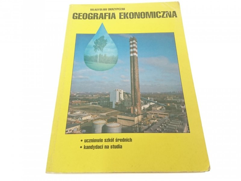 GEOGRAFIA EKONOMICZNA - Władysław Skrzypczak 1995