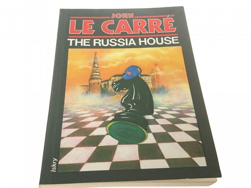 THE RUSSIA HOUSE - John Le Carre 1991
