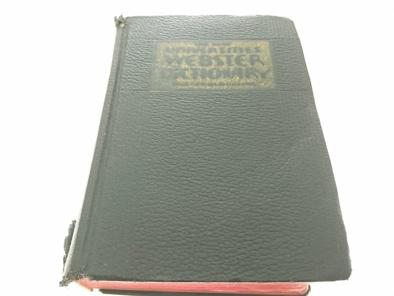 THE NEW UNIVERSITIES WEBSTER DICTIONARY 1938!