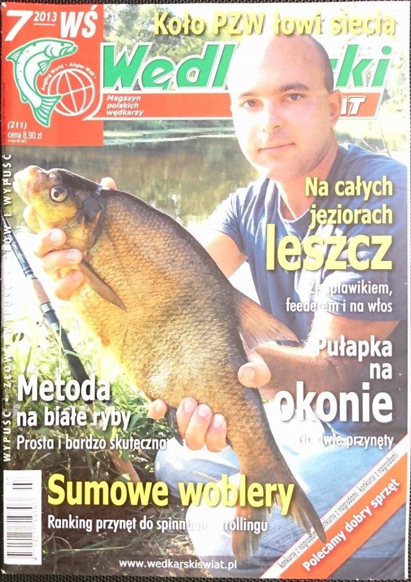 WĘDKARSKI ŚWIAT NR 7.2013 (211)