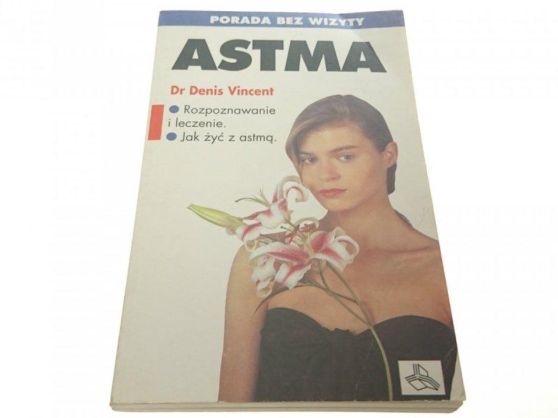 ASTMA - Dr Denis Vincent 1993