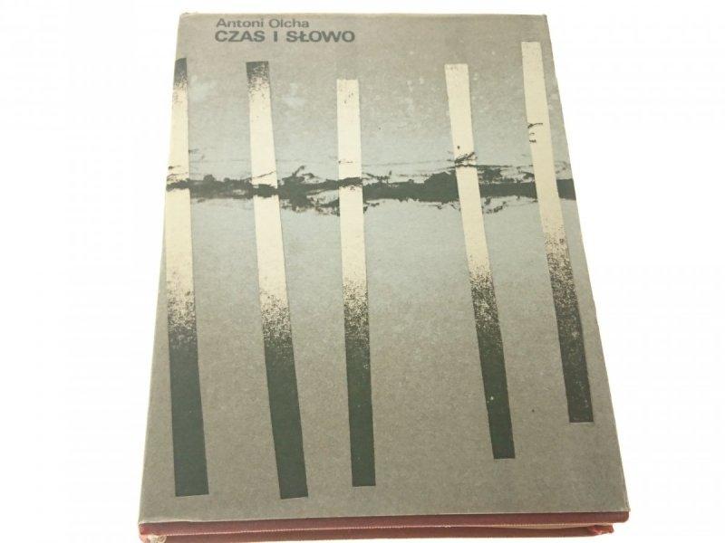 CZAS I SŁOWO - Antoni Olcha (1981)