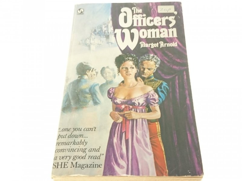 THE OFFICERS WOMAN - Margot Arnold