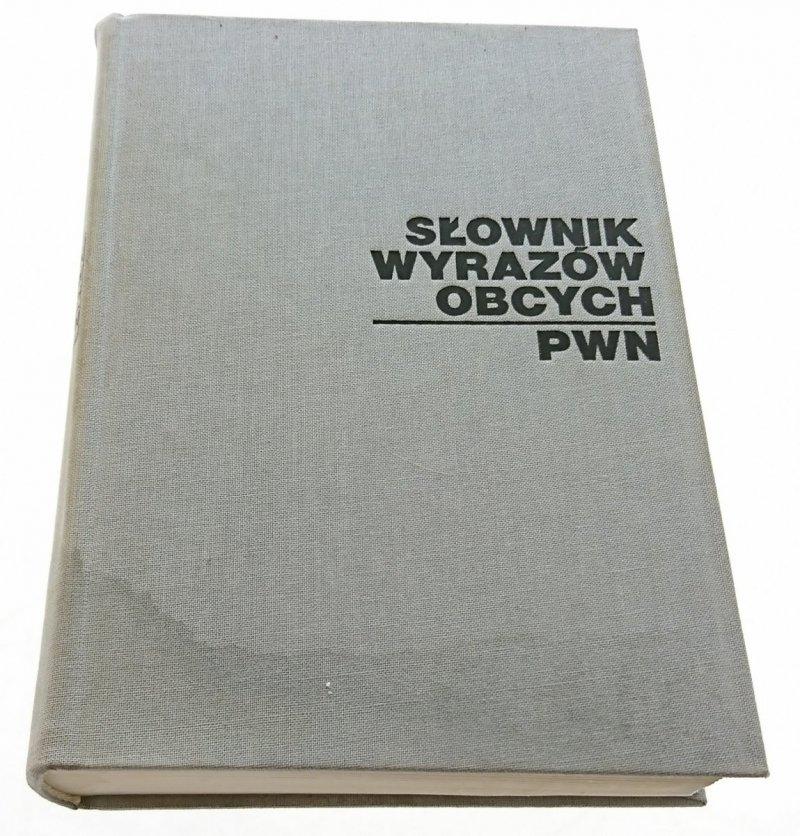 SŁOWNIK WYRAZÓW OBCYCH PWN (1979)
