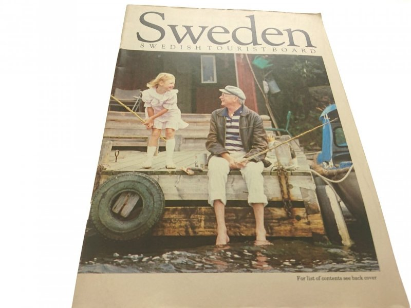 SWEDEN. SWEDISH TOURIST BOARD (1986)