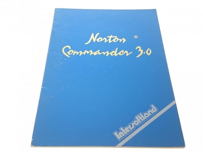 NORTON COMMANDER '89 WERSJA 3.0 (1991)
