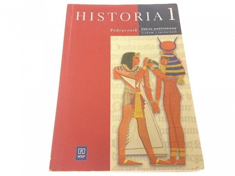 HISTORIA 1 PODRĘCZNIK. ZAKRES PODSTAWOWY (2007)