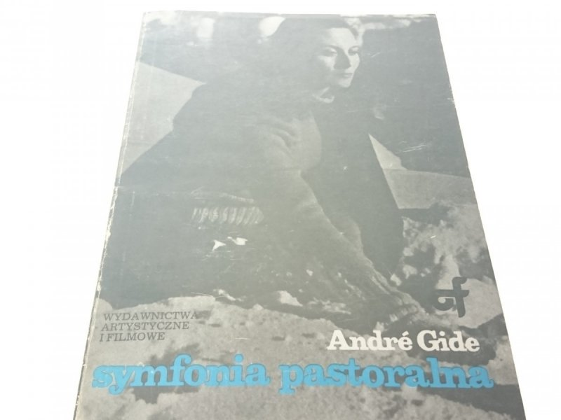 SYMFONIA PASTORALNA - Andre Gide (Wydanie II 1986)