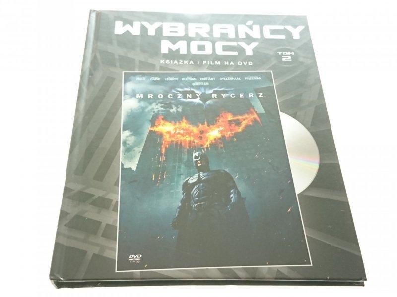 WYBRAŃCY MOCY TOM 2 MROCZNY RYCERZ. DVD