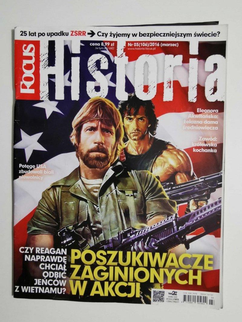 FOCUS HISTORIA NR 03 (106)/2016 MARZEC