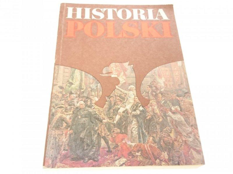 HISTORIA POLSKI 1764-1864 - Gierowski 1985