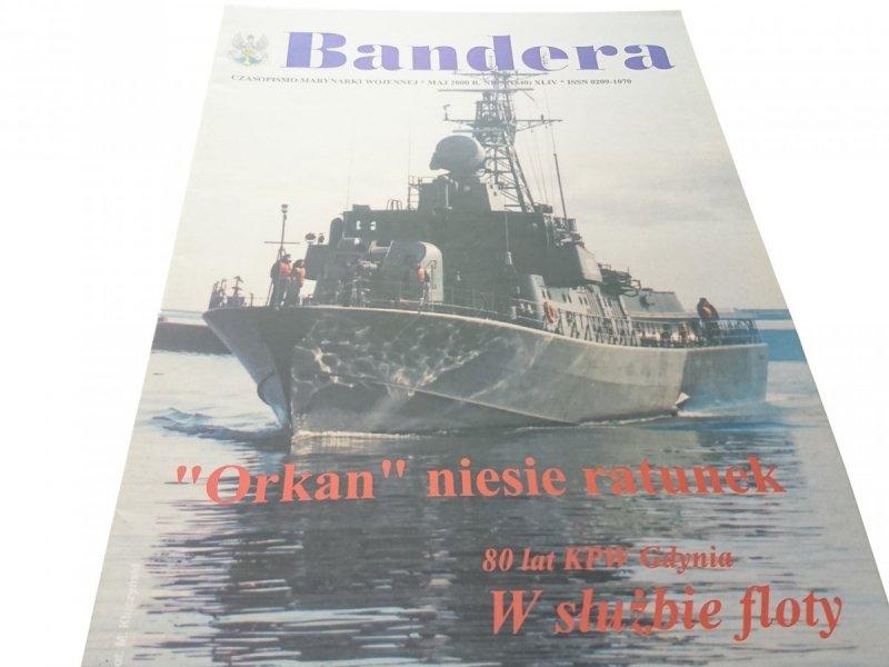 BANDERA. MAJ 2000 R. NR 5 (1840) XLIV