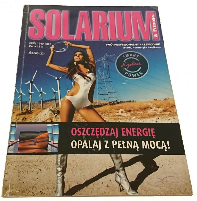 SOLARIUM & FITNESS 4/2005