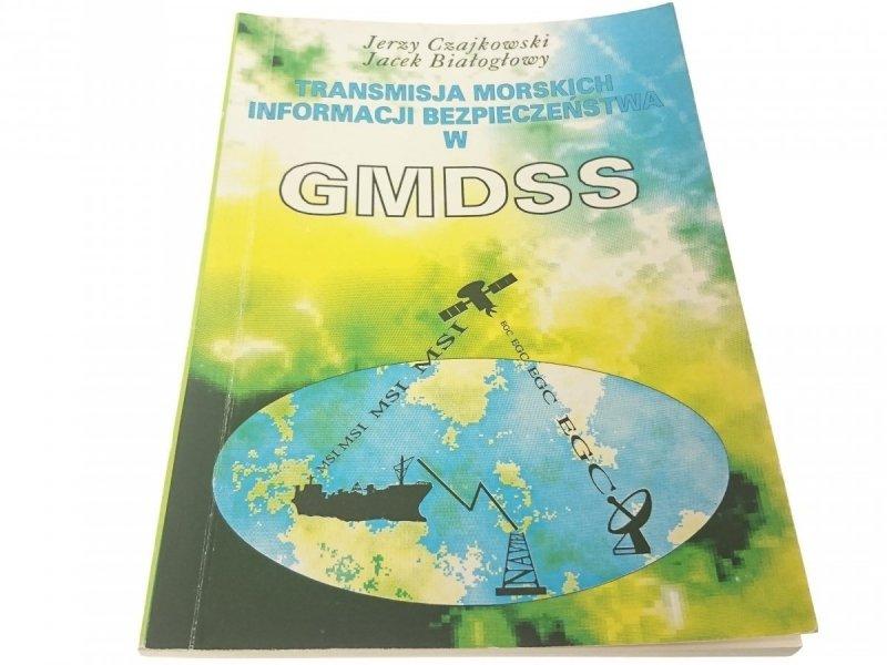 TRANSMISJA MORSKICH INFORMACJI W GMDSS